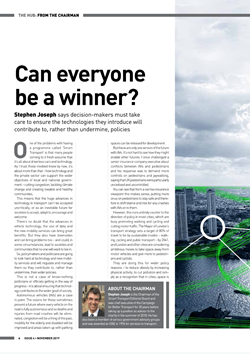 Article - Can everyone be a winner?